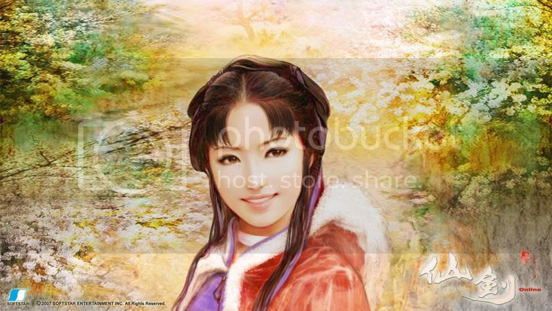 li yi ru from chinese paladin online Pictures, Images and Photos