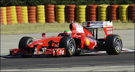 Photo: Ferrari / Ercole Colombo