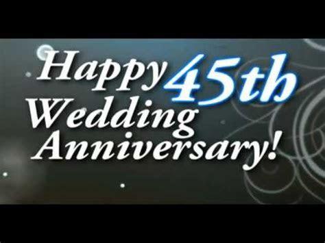 nanay & tatay's 45th wedding anniversary   YouTube