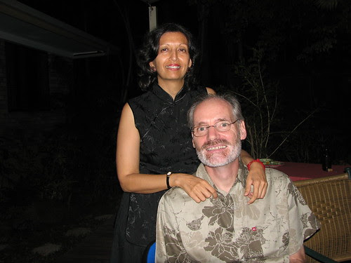 Jayshree and Rod