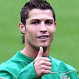Ronaldo: doing best to wind Fergie up