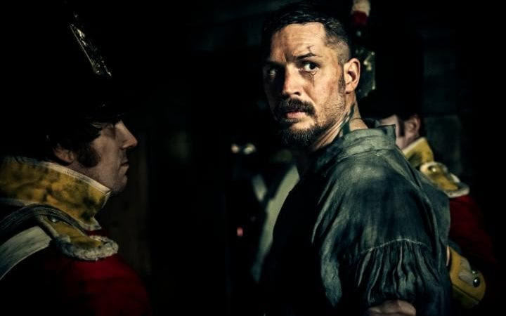 Bookies suspended betting on Taboo star Tom Hardy being the next Bond