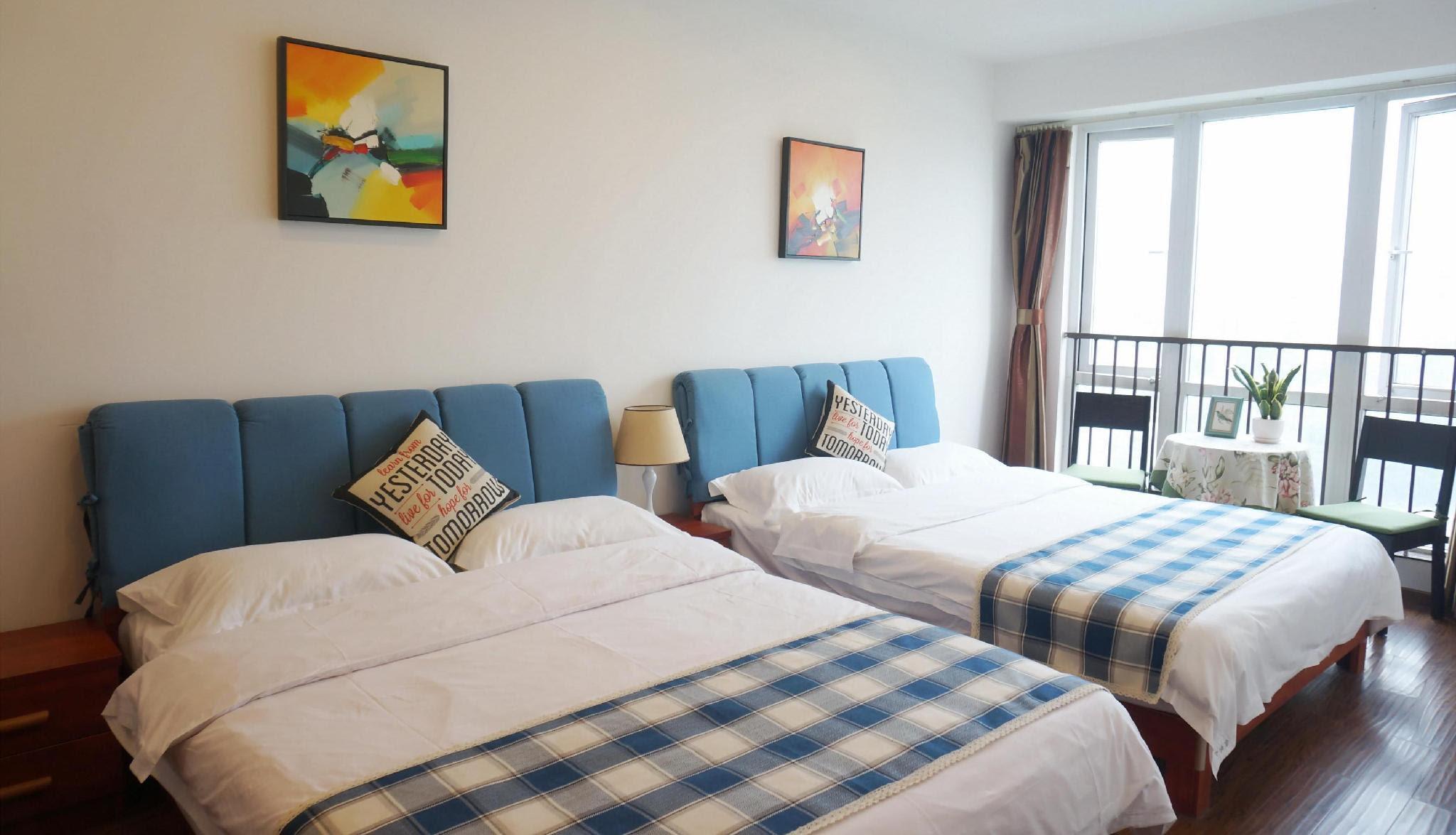 hotel near Chongqing RONGSHUXIA YOUPIN 2 Bed Apt YUE