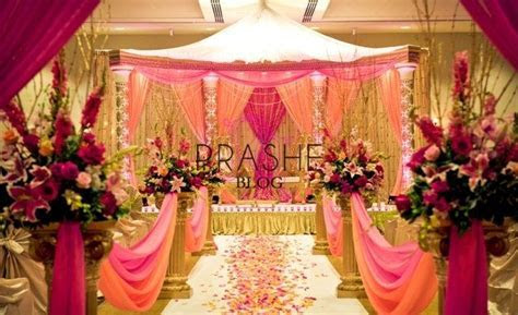 Rishi & Cori Desai, Dallas TX » Prashe Decor and Weddings