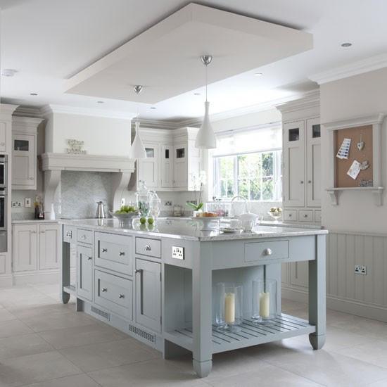 Colour co-ordinate | Painted kitchens | housetohome.co.uk