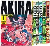 AKIRA コミック 全6巻完結セット (KCデラックス)