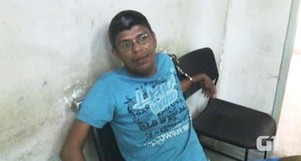 Jessé Elias de Souza, comerciante (Foto: Reprodução/Inter TV Cabugi)
