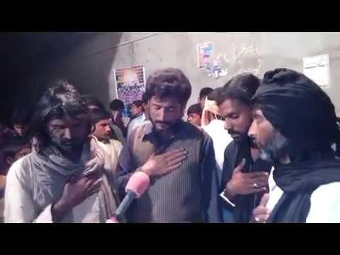 Matmi Dasta Sipah e Abbas a.s Nohay at Thala Anayat Khan Layyah