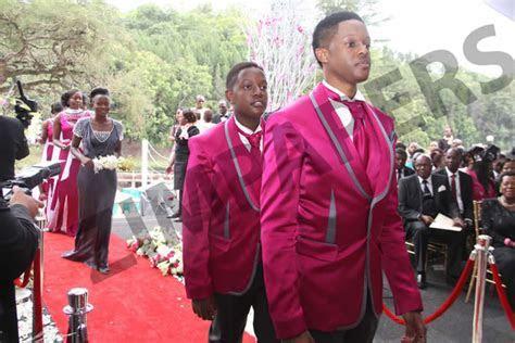 DATELINE MUGABE!?ROYAL WEDDING WITHOUT ROYAL CARRIAGE