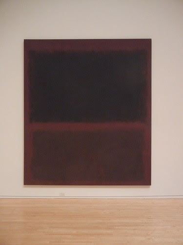 DSCN8775 _ Black on Dark Sienna on Purple, 1960, Mark Rothko (1903-1970), MOCA