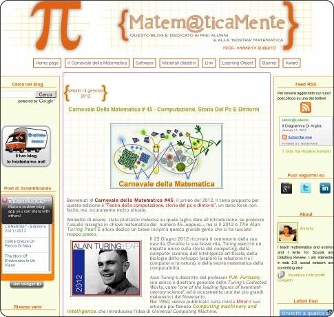 http://www.lanostra-matematica.org/2012/01/carnevale-della-matematica-45.html