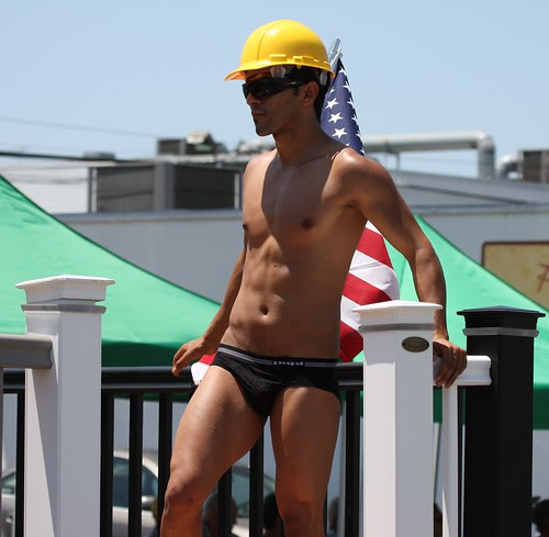 Flickr: San Diego Shooter - Construction worker