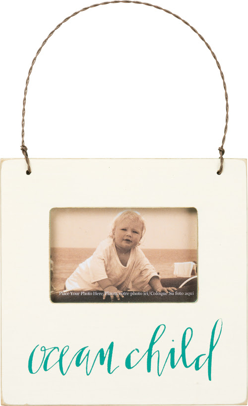 Ocean Child Mini Frame By Primitives By Kathy Ish Boutique Ish