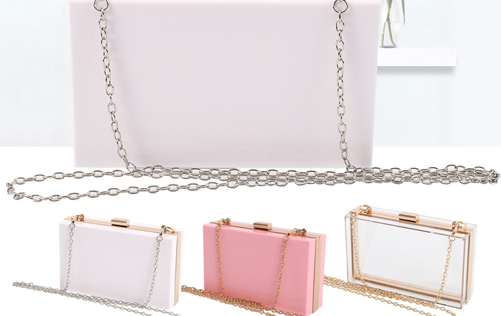 86c00503d18 Kopen Goedkoop Acryl Transparante Vrouwen Clutch Bag Keten Luxe Purse  Messenger Avondtasje Handtas Schoudertas Prijs | software-streets