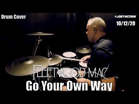 Fleetwood Mac - Go Your Own Way - Drum Cover (THX Sound)