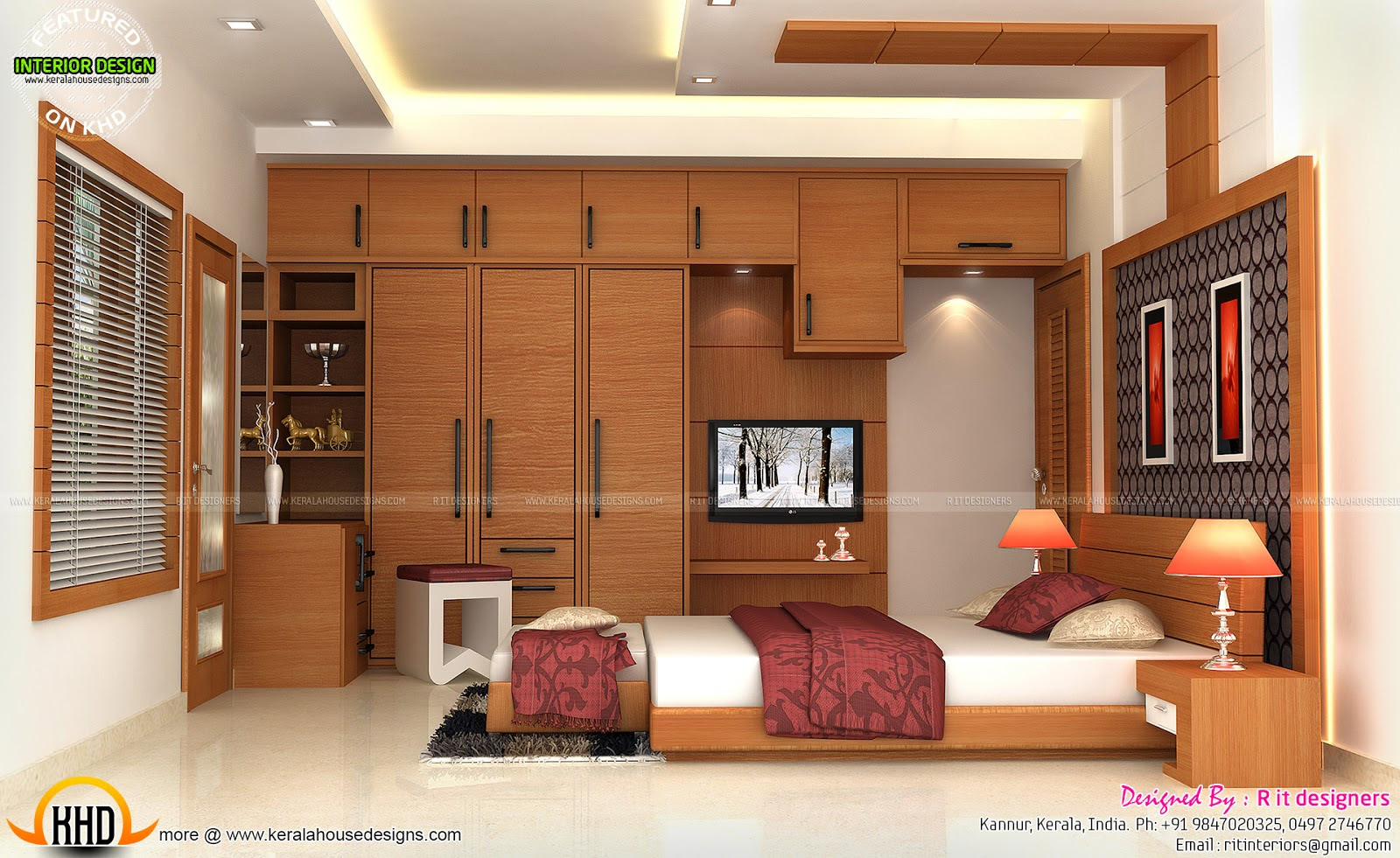 Interiors Of Bedrooms And Kitchen Kerala Home Design House Kids Bedroom Ideas Best Interior Beautiful Decorating Wallpaper Photo Gallery Apppie Org