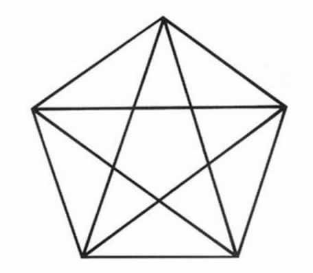 Quantos triângulos tem na imagem