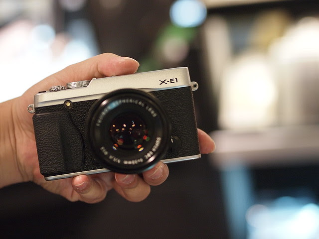 # Fujifilm X-E1