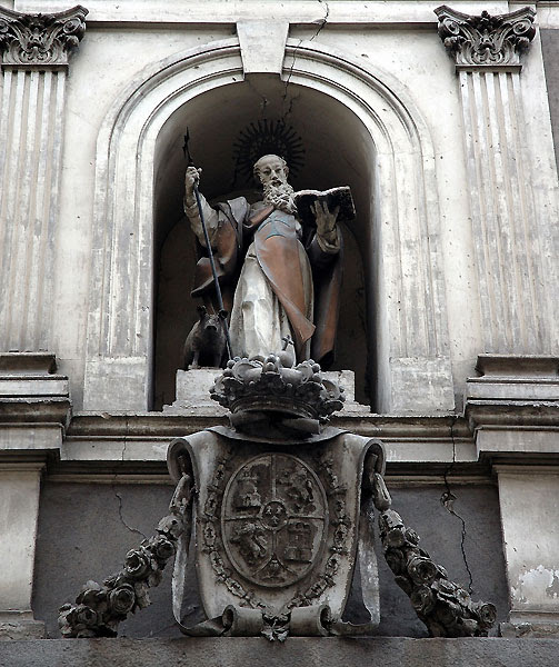 Resultado de imagen de iglesia de san anton de madrid