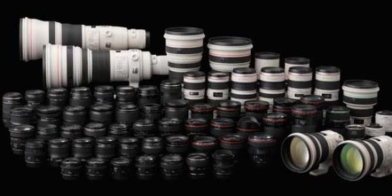 Jenis Lensa Kamera Digital