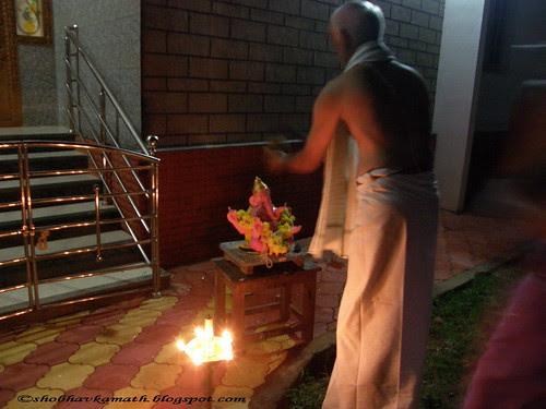 Visarjan Puja