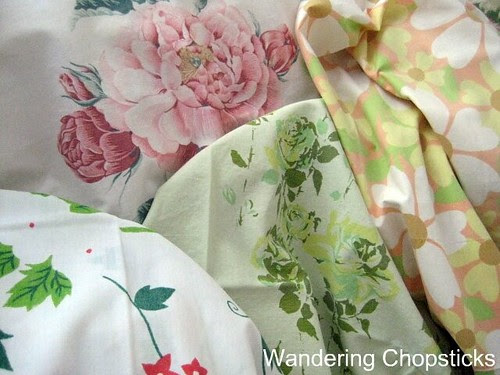Frowsy Flowery Quilt 8