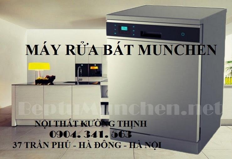 Mua ngay máy rửa bát Munchen M15 cho gia đình