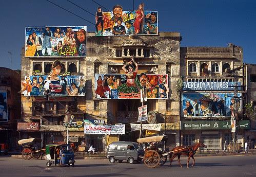 Bollywood Style Cinema