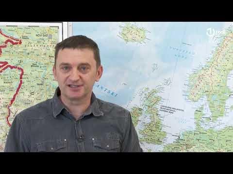 Domaća zadaća za 7. razred: Geografija - Sjeverna Evropa