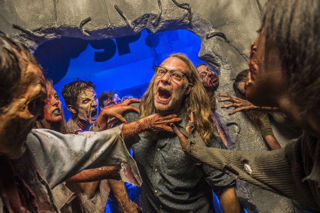 The Frame The Walking Dead Sfx Guru Greg Nicotero On How To Win