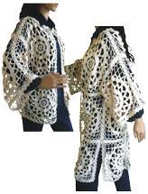 Jenna Jacket & Coat Crochet Pattern Pack - Electronic Download