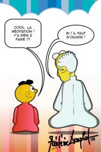 Zem — Cool la méditation !  dans Humour zem173-a822b-200x300
