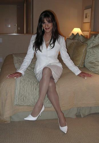 Suit - White 2