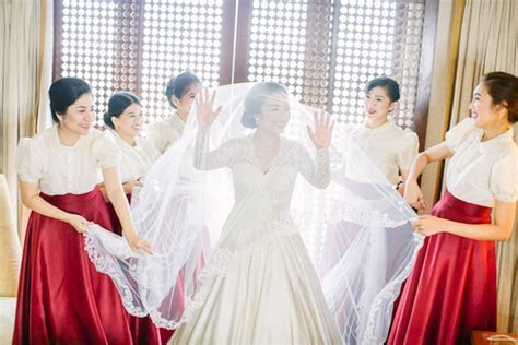 Tip Tuesday: How To Attain A Beautiful Filipiniana Themed