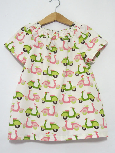 scooter tunic full