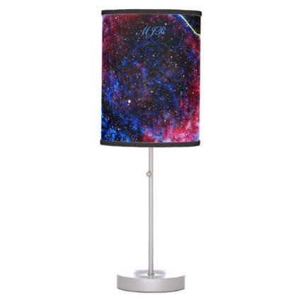 Monogram Brightest Supernova Ever space picture Table Lamp