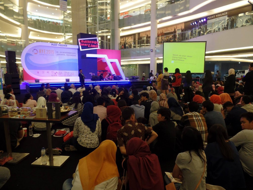 ASEAN Youth Expo 2015