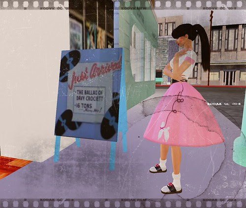 The 50s - Record Shop
