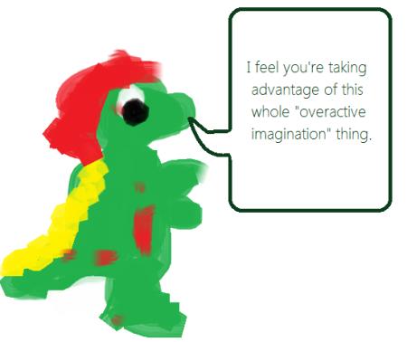 Disclaimer Dinosaur Complaints