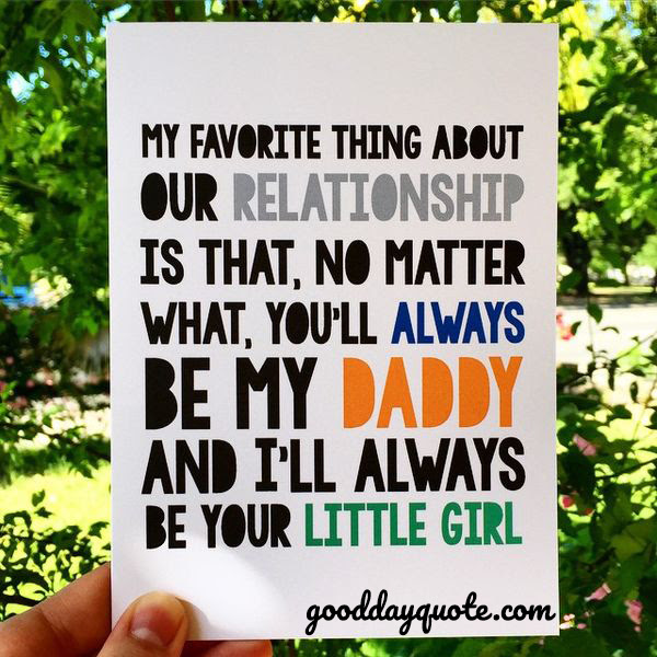 Royalty Free Quotes About Being A Dad To A Daughter
