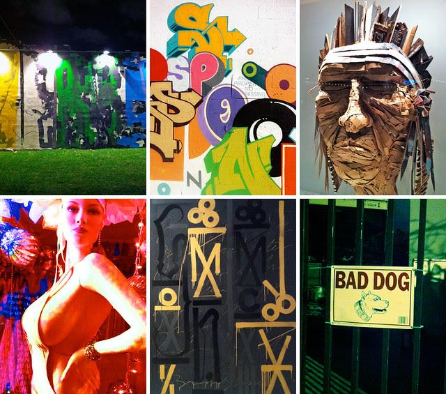 Art Basel Miami : iPhone Snaps.