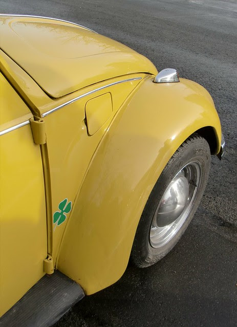 ALETA VW BEETLE