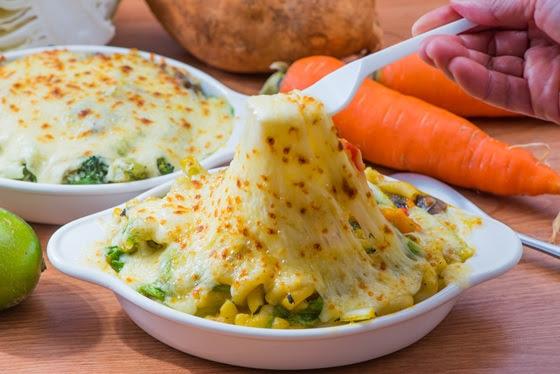 異起素樂活蔬果料理