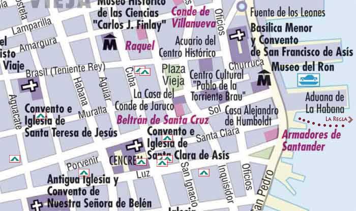 Habana Vieja Zone 3 - Plaza Vieja