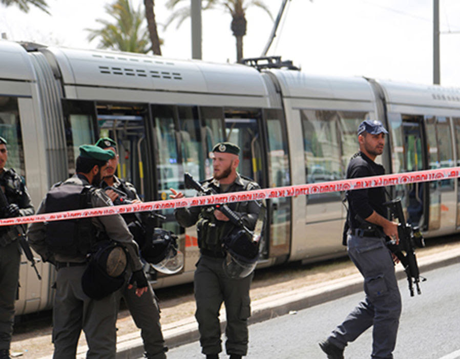 Image result for palestinian stabs british woman to death on Jerusalem train