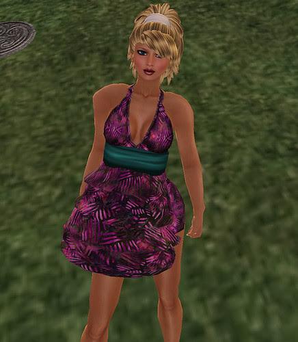 RFL Treasure Hunt item 3 found in Paris sim