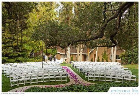 Calamigos Ranch Wedding Venue