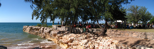 Nightcliff foreshore gathering