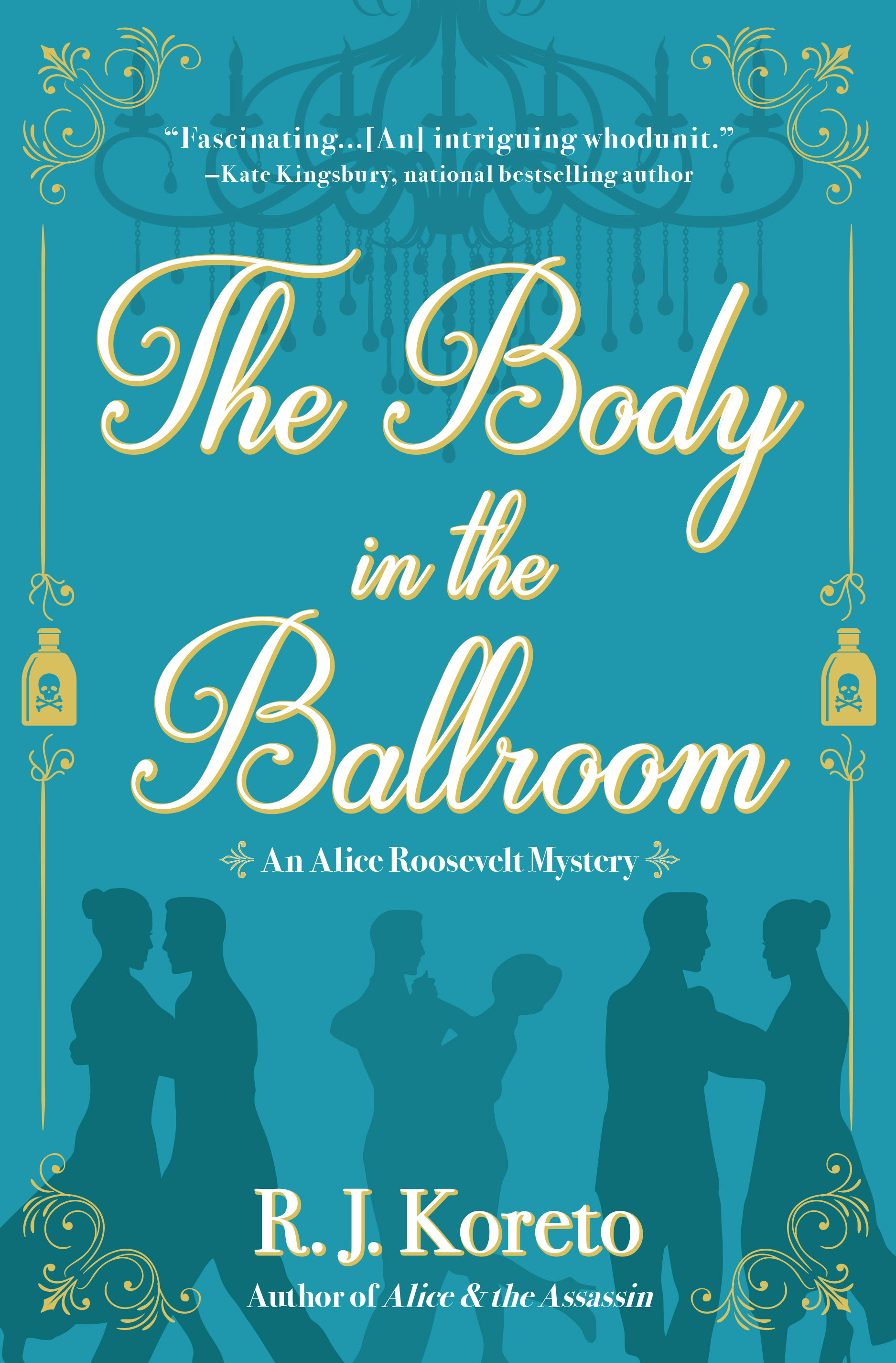 The Body in the Ballroom by R.J. Koreto