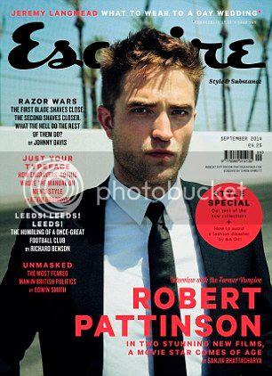 Robert Pattinson Esquire Magazine September 2014 photo Robert-Pattinson-Esquire-September-2014-01_zps296fd09e.jpg